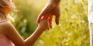 kaip auginti vaikus